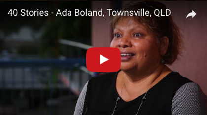 40 STORIES: ADA BOLAND