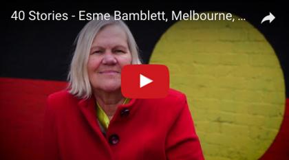 40 STORIES: Esme Bamblett