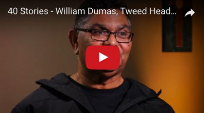40 STORIES: Will Dumas