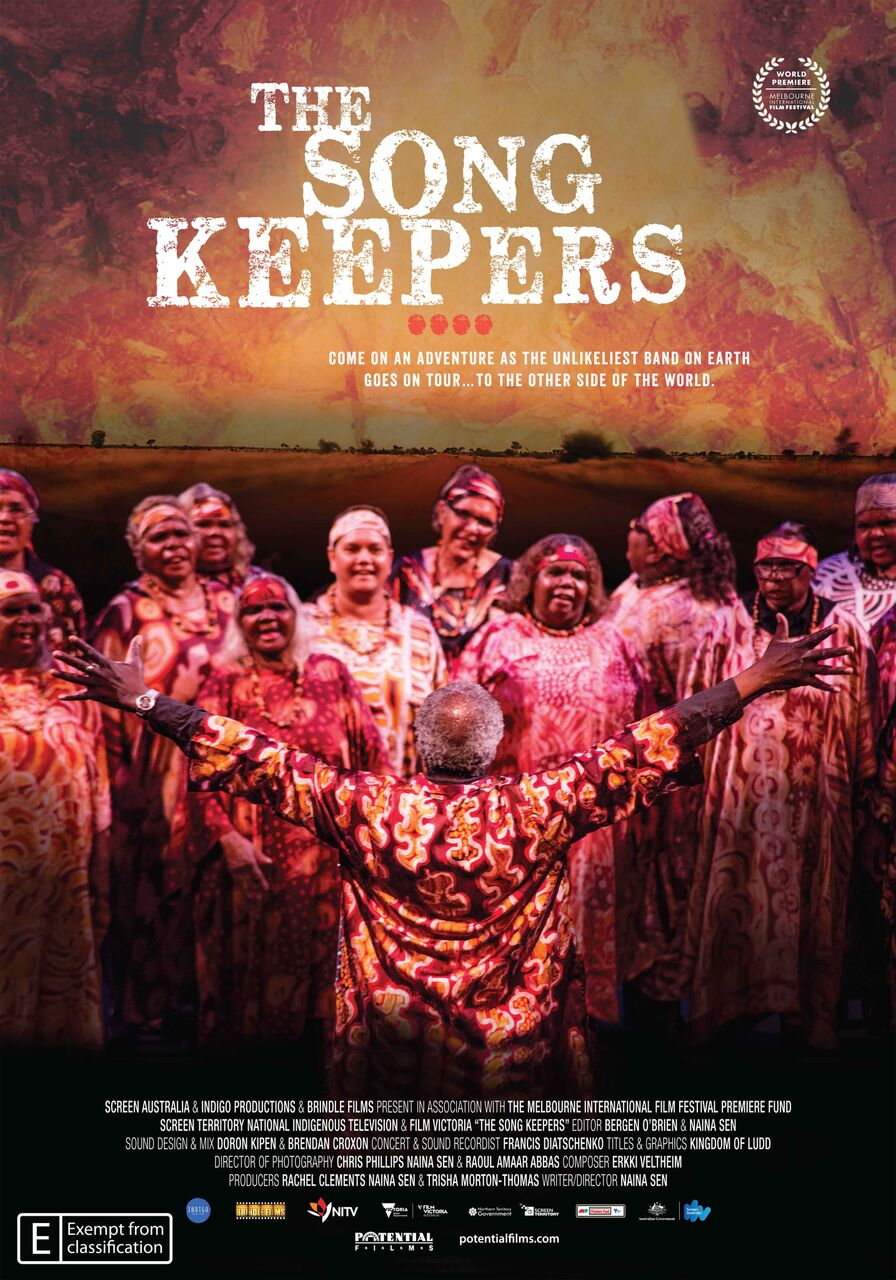 The Song Keepers - new movie release