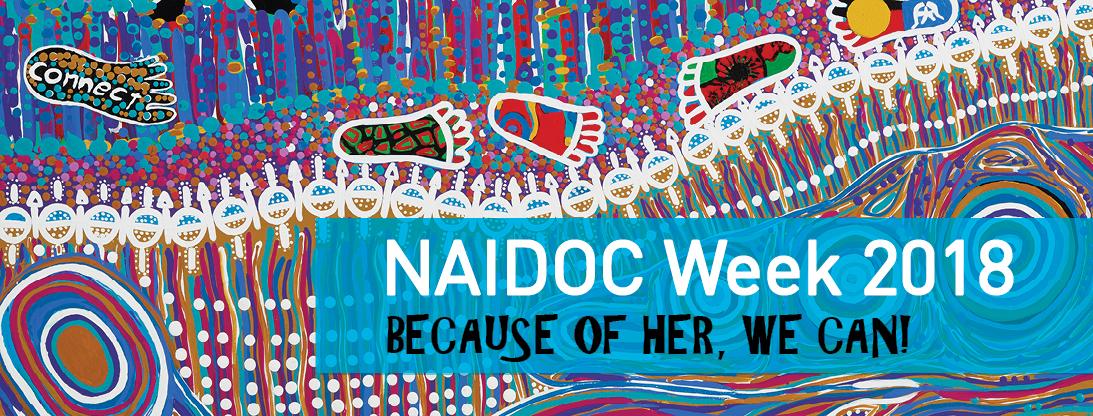 PREPARING FOR NAIDOC WEEK