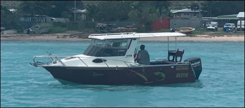 Boat blesses Torres Strait churches